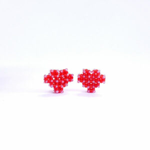 Kolczyki Valentine Pixel